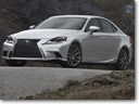2014 Lexus IS Sport Sedan - More than a Compact Executive