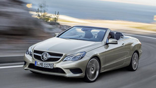 Refreshed: 2014 Mercedes-Benz E-Class Coupe and Cabriolet