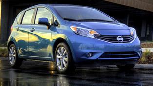 2014 Nissan Versa Note - US Price $13,990