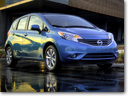 2014 Nissan Versa Note - US Price $13,990