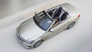 2014 Mercedes-Benz E-Class Coupe and Cabriolet Show New Design Language [VIDEO]