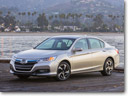 Highest Efficiency in Class: 2014 Honda Accord PHEV [VIDEO]