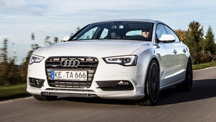 ABT 2012 Audi A5 Sportback - Stylish, Sporty and Fast