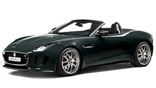 arden jaguar f-type - more power and wind in the hair