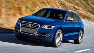 Audi SQ5 Equipped With New Gasoline Engine