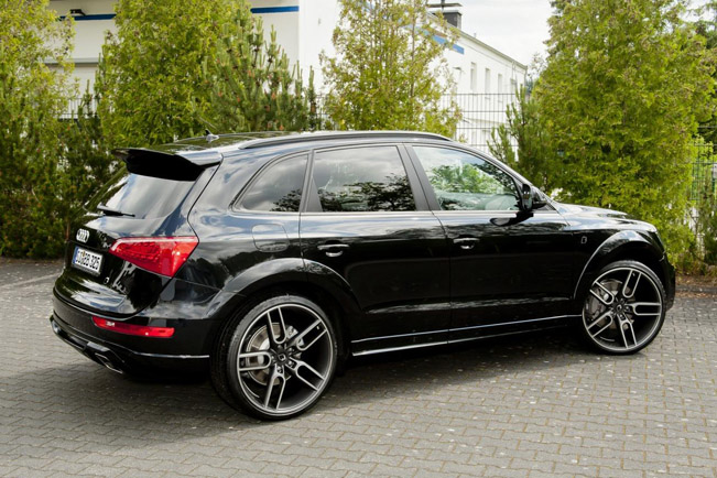 B Amp B Audi Sq5 Tdi 395hp And 800nm