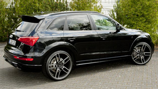 B&B Audi SQ5 TDI - 395HP and 800Nm