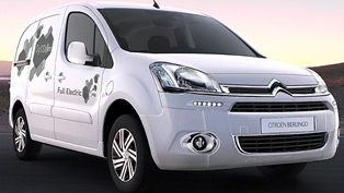 Citroen Berlingo Electrique - 100% Electric Van