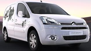 Citroen Berlingo Electrique - 100% Electric Van