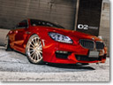 D2Forged Enhances the BMW 650i Gran Coupe