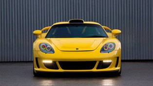 exclusive: gemballa porsche 980 carrera mirage gt black edition