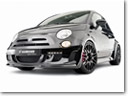 Hamann Fiat 500 With New Aerodynamics