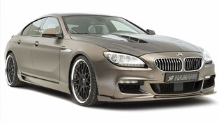 hamann bmw 6-series gran coupe f06 ///m package
