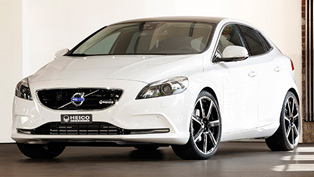 Heico Sportiv Volvo V40 [video]