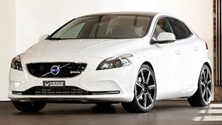 Heico Sportiv Volvo V40 [video]