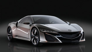 2013 NAIAS: Honda reveals NSX Concept [VIDEO]