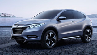 2013 NAIAS: Debut of Honda Urban SUV Concept