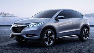 2013 NAIAS: Debut of Honda Urban SUV Concept