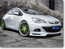 JMS Opel Astra J GTC Coupe Shows Exclusive Styling