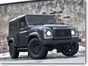 Kahn Reveales Land Rover Defender Military Edition Concept