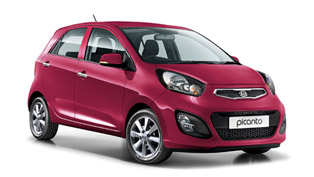 Kia Adds Versatility to the Picanto Line Up