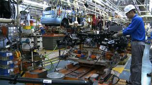 the factory life: nissan kyushu [video]