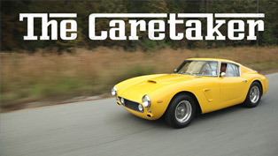 Petrolicious: The Caretaker [VIDEO]