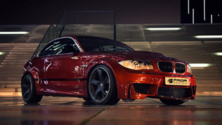 Prior-Design Releases New Images of the BMW 1er PDM1