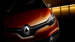 Teaser: Renault Captur J87 [VIDEO]
