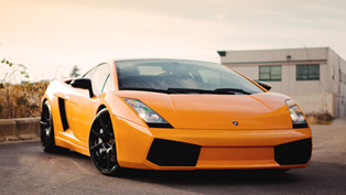 Spiced Up: SR Auto Lamborghini Gallardo PUR 3HREE