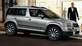 Skoda Yeti Laurin & Klement Special Edition