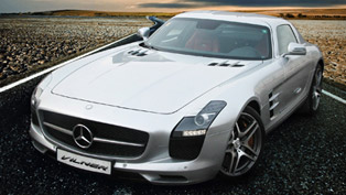 HOT: Vilner Mercedes-Benz SLS AMG Finally Revealed