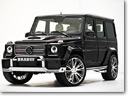 Brabus 800 Widestar at the 2013 Qatar Motor Show