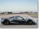 World's Fastest Production Car from 0 – 300 km/h – Hennessey Venom GT
