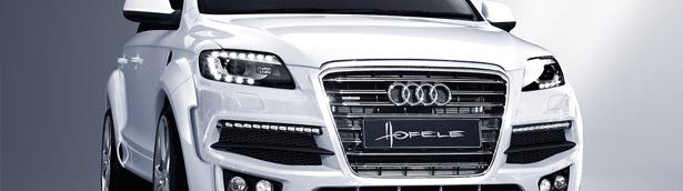 Hofele Audi Q7 Strator GT 780 Shows Sportive Elegance