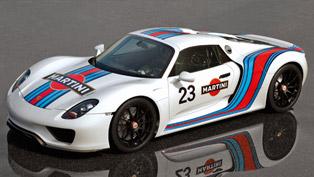 Porsche 918 Spyder - Price $845,000