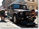 "Mercedes-Benz Starring in the Latest ""Die Hard"" Film [VIDEO]"
