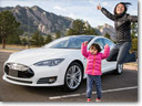 Clone of Tesla Model S Debuts in Hong Kong