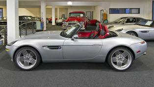 BMW Z8 Roadster - Price €113,361
