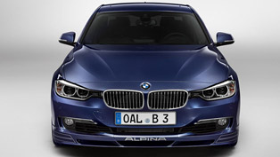 2013 BMW Alpina B3 Bi-Turbo - Top Speed 306 km/h