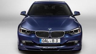 2013 BMW Alpina B3 Bi-Turbo - Top Speed 306 km/h