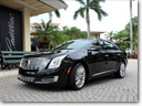 2013 Cadillac XTS To Be Equipped With W20 Livery Package
