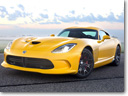 2013 Dodge Viper SRT Track Pack – 28 kg lighter