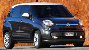 2013 fiat 500l - two new engines
