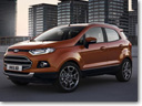 2013 Ford EcoSport at the Mobile World Congress