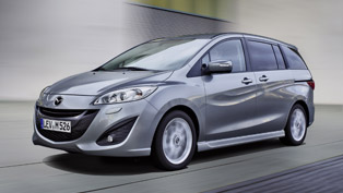 2013 Mazda5 Facelift Released