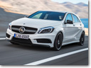 2013 Mercedes-Benz A45 AMG - 360HP and 450Nm