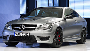2013 Mercedes-Benz C 63 AMG Edition 507 - Staggering Naturally Aspirated Power