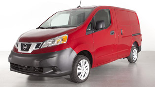 2013 Nissan NV200 S - US Price $19,990