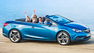 2013 Opel Cascada – Glamorous Mid-size Convertible